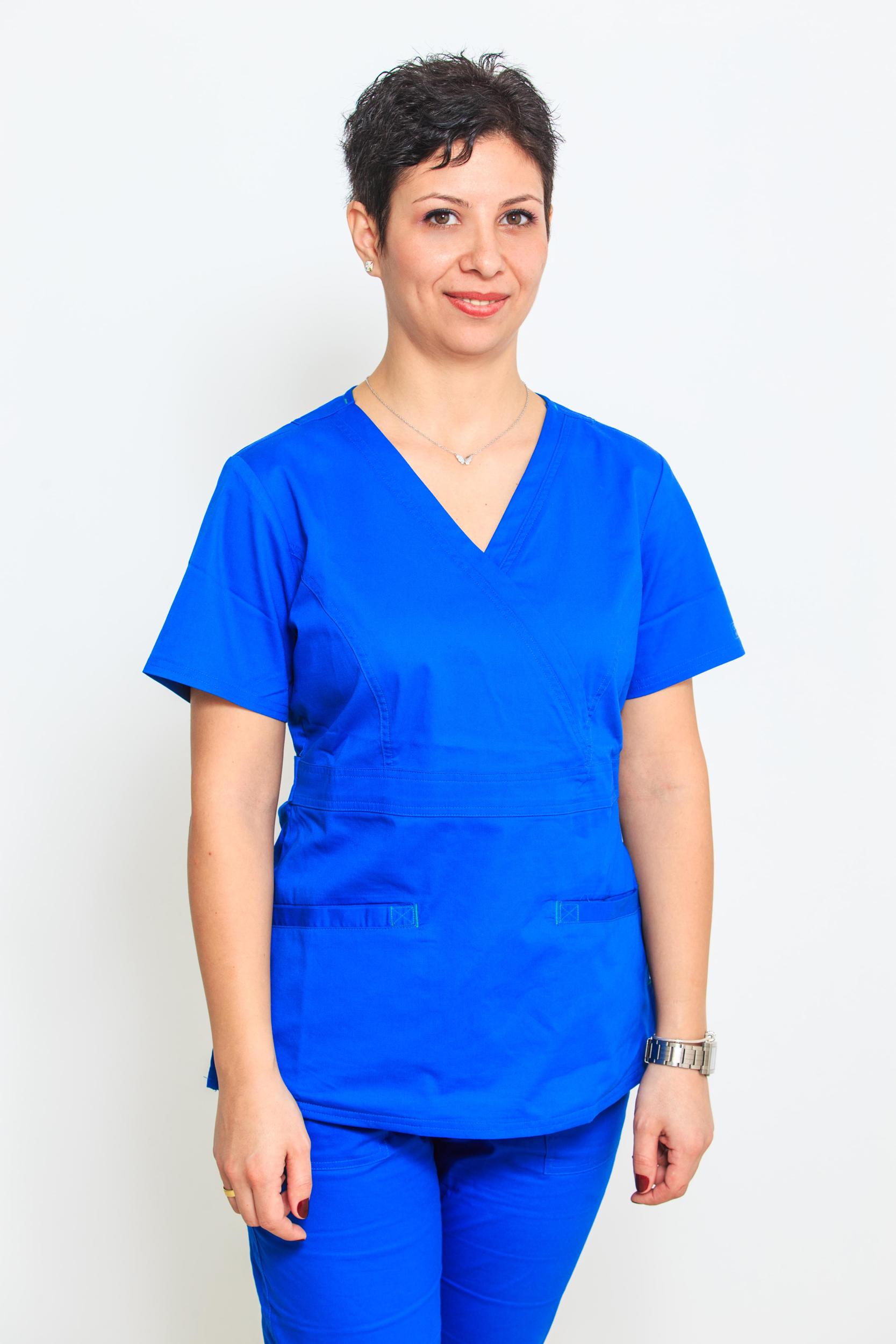 Dr Iasmin Jarjour